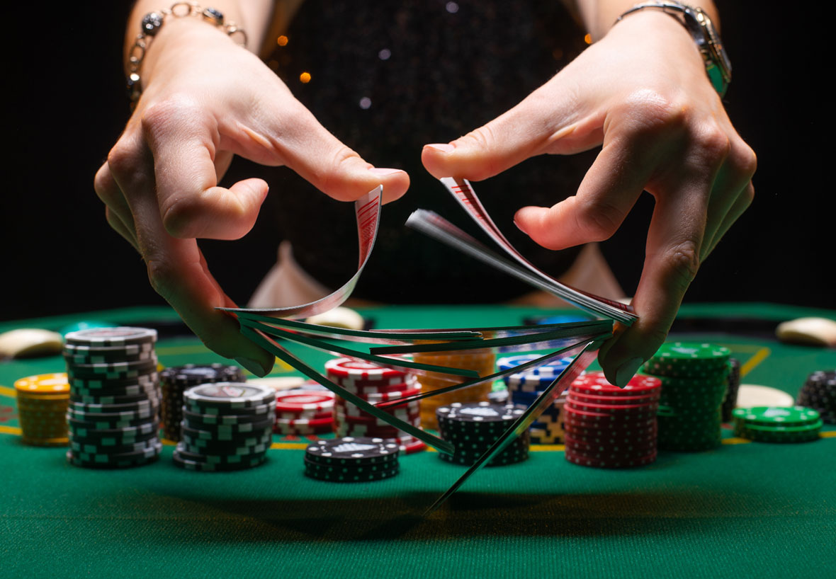 Poker: know the basic rules